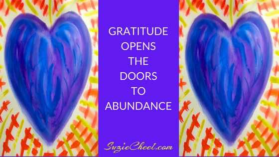 Image result for Gratitude opens the door to miracles